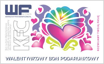 Walentynkowy Kurs Fotografii. WarsztatyFotograficzne.pl