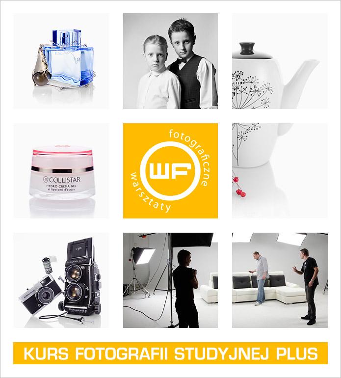 Kurs Adobe Photoshop (Plus). WarsztatyFotograficzne.pl