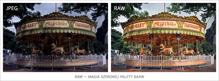 """RAW – poznaj magię szerokiej palety barw """"negatywu cyfrowego"""". Warsztaty Fotograficzne."""