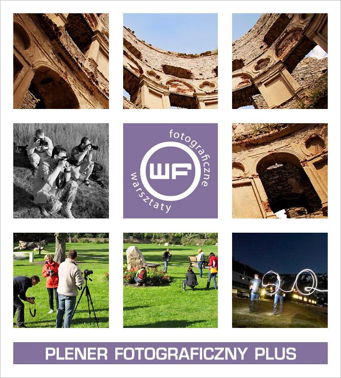 Plener fotograficzny Plus. Warsztaty Fotograficzne.